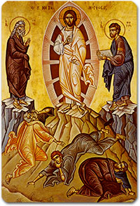 Icon of Holy Transfiguration